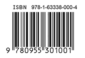 Fulton Books will assign your title an ISBN and barcode.